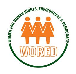WORED logo